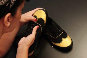 """En proceso...últimos detalles del Modelo """"Black Gold"""""""